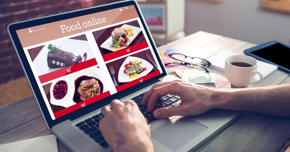 온라인 주문형 음식 배달 서비스