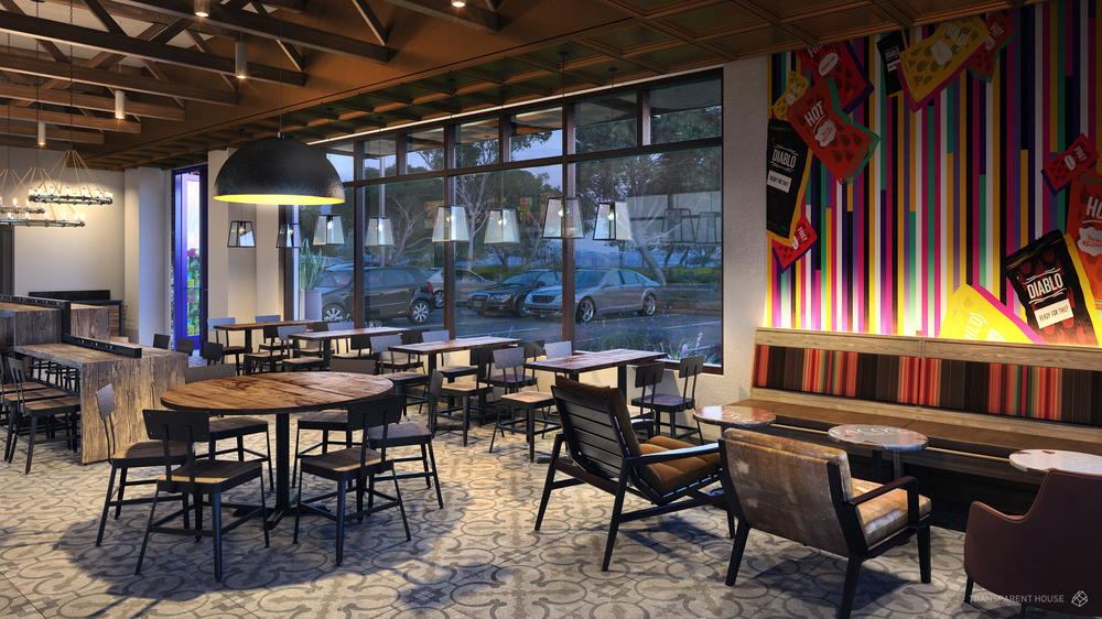 Taco Bell Channels The Fast Casual Atmosphere With Re