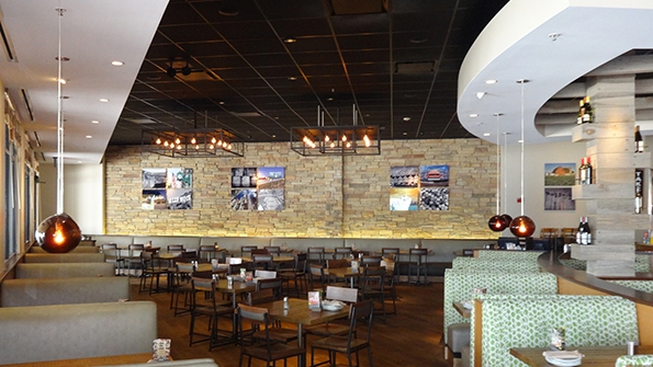 Brands on the Move: Four Restaurant Chains Redesigning its Space to ...