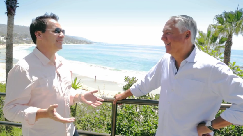 Foodable's Paul Barron chats oceanside with Ralph Rubio on a Fast Casual Nation episode | Foodable WebTV Network