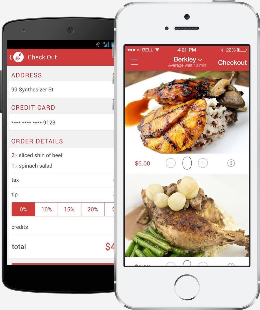 SpoonRocket App |  STRV.com