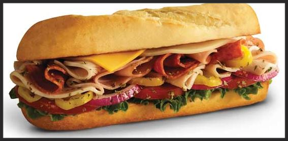 The Dagwood |  Penn Station East Coast Subs