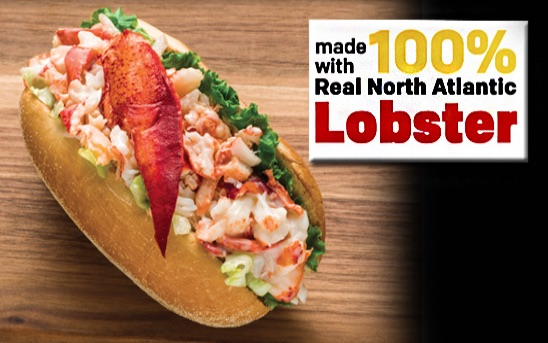 Lobster roll now available at McDonald's stores in NE |  McDonald's
