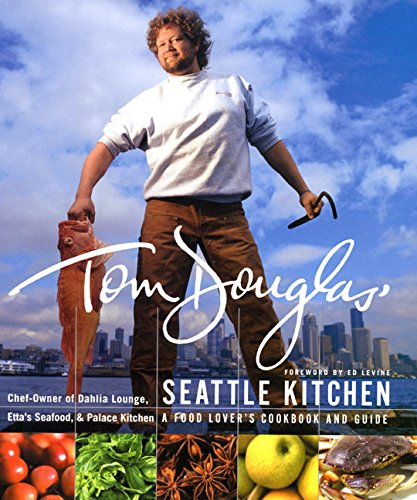 Cover of one of Tom Douglas' cookbooks|  Amazon.com