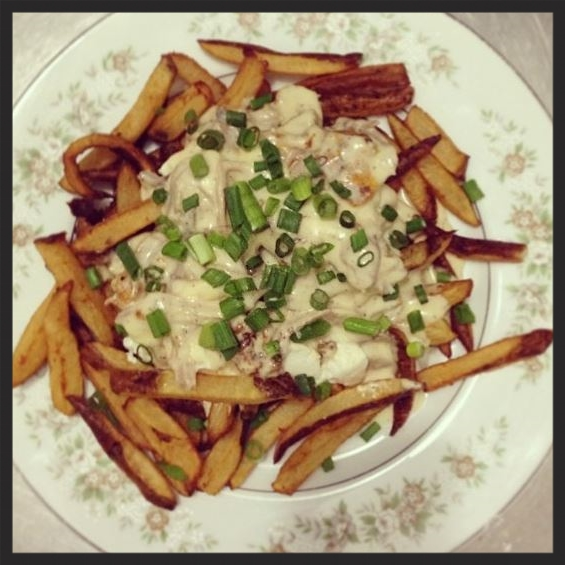 NICOLE'S POUTINE |  Rock City Eatery