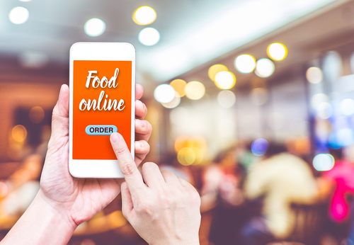 Mobile Food Apps