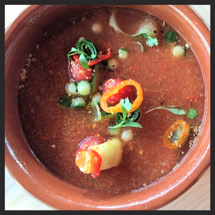 Gazpacho at BullFight |  Yelp, Christine Y.