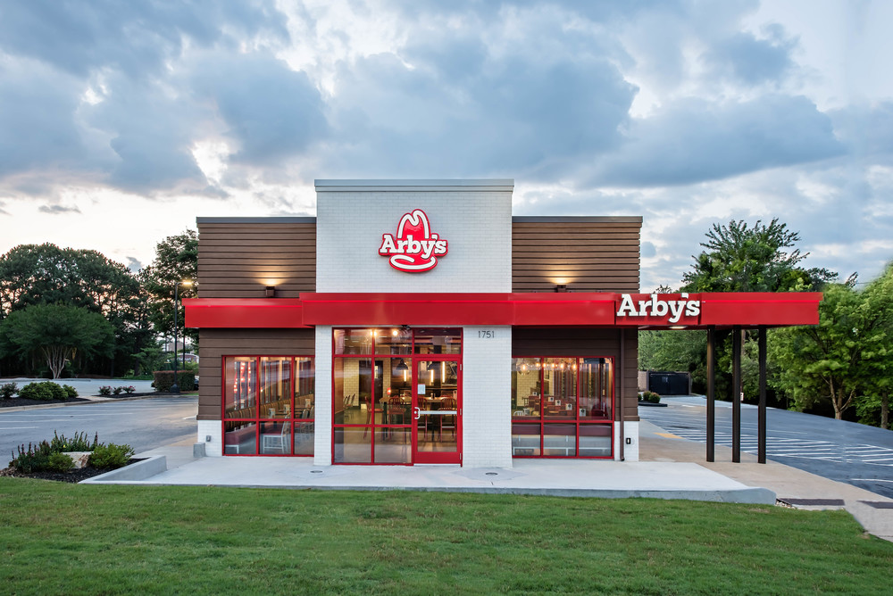 Arby's recently revamped exterior |  Arby's