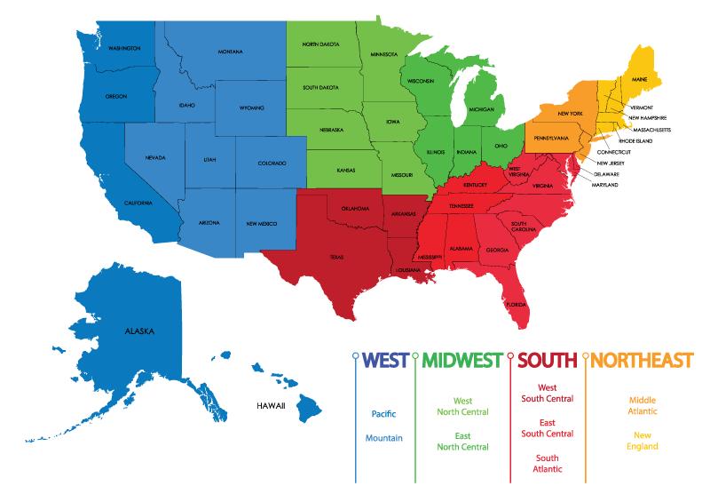 US Regions