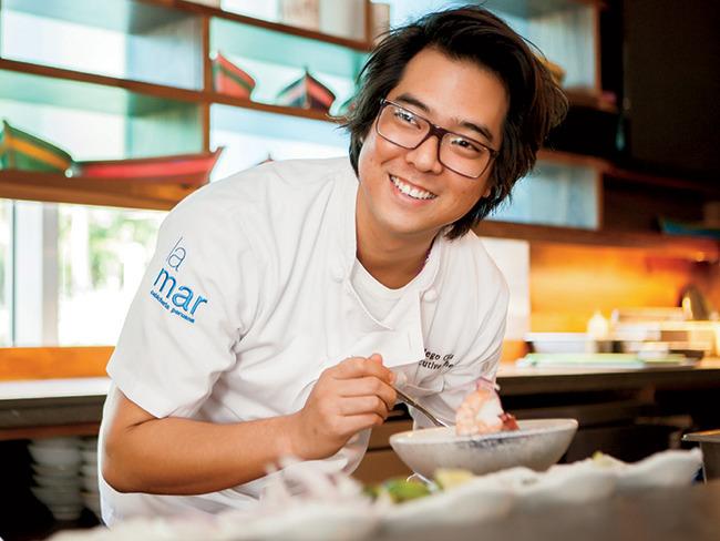 Executive Chef Diego Oka | La Mar–Mandarin Oriental Hotel