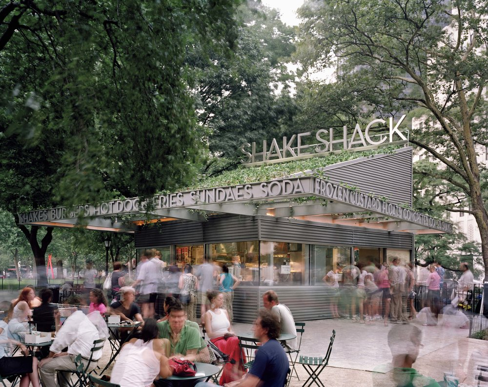 Madison Square Park Store |  Shake Shack