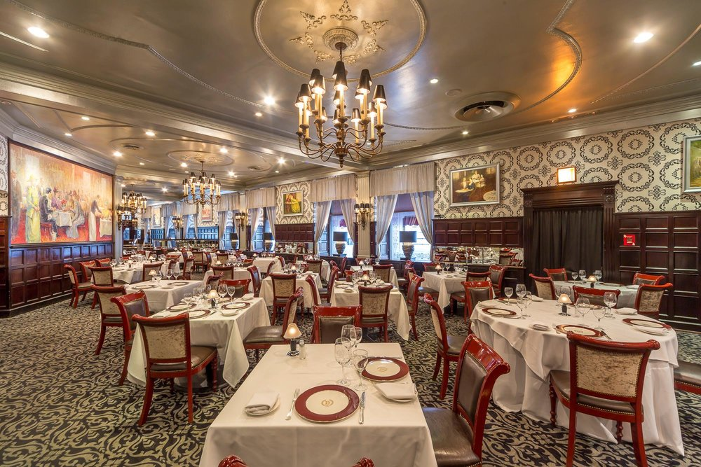 IMAGERY FROM DELMONICO'S |FACEBOOK