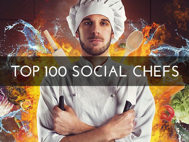 Top 100 Social Chefs