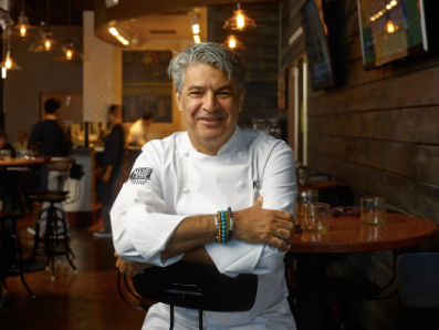 Chef Kim Canteenwalla|  Blau Associates