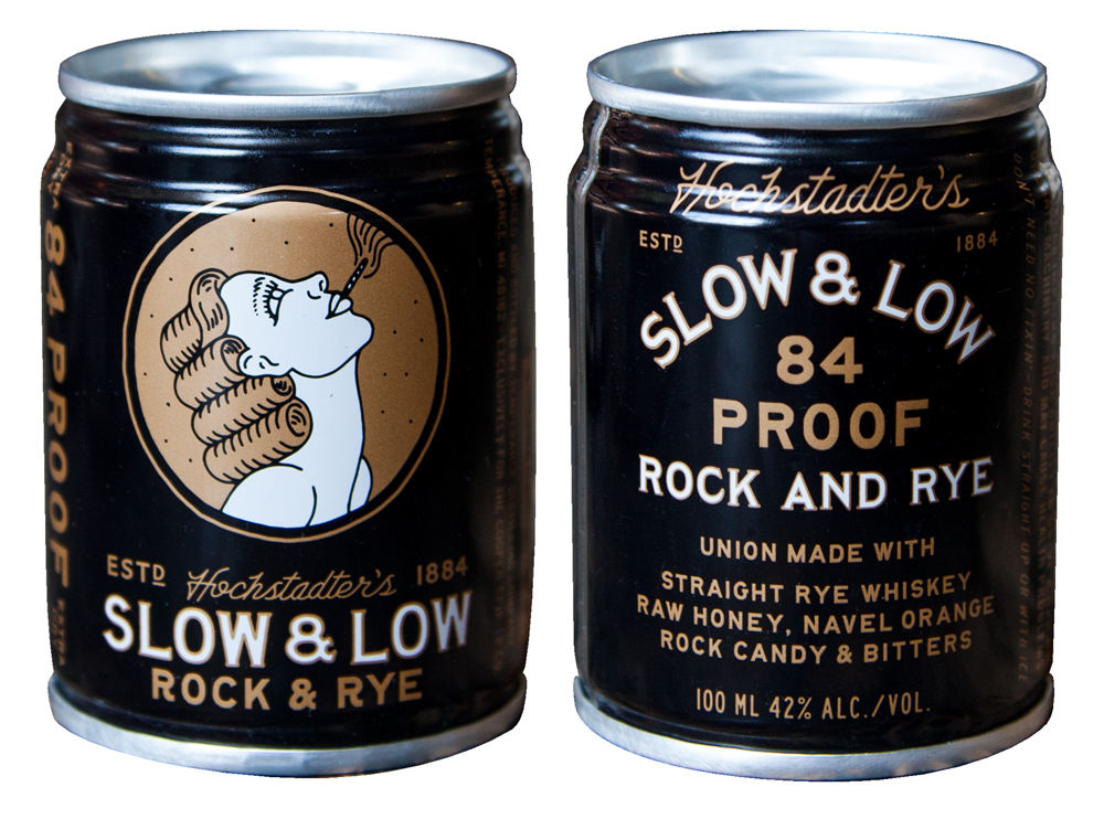 Image result for Hochstadter's Slow & Low Rock & Rye