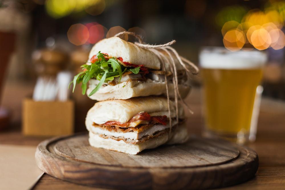 Quality Sandwich