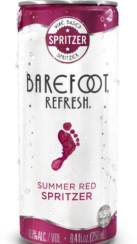 Photo courtesy of Barefoot Wines