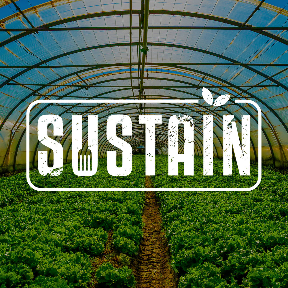 SUSTAIN   explores the growing sustainability movement that's occurring in the restaurant industry