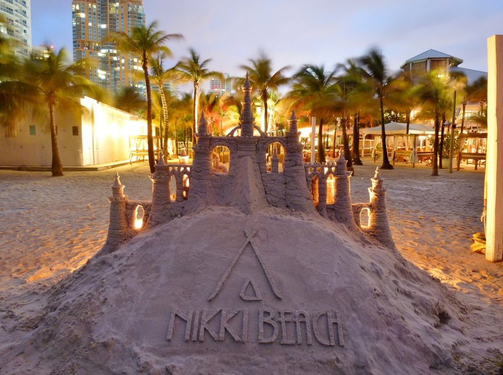 Photo courtesy of Nikki Beach.