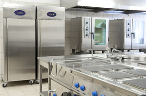 Restaurant Kitchen Terms restaurant design trends: how the kitchen is getting futuristic