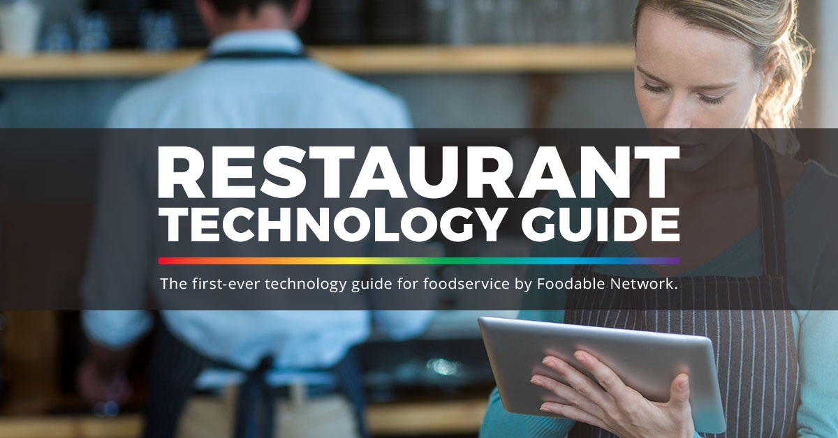 Restaurant technology guide foodable network fandeluxe Choice Image