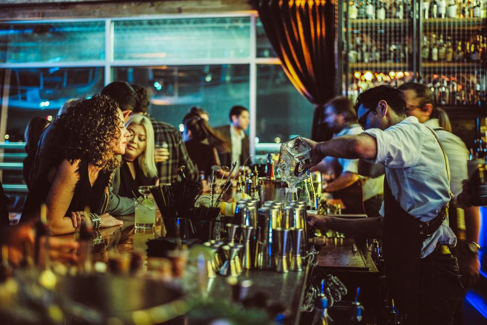 Paramour Bar in San Antonio, Texas; Courtesy of Paramour Bar