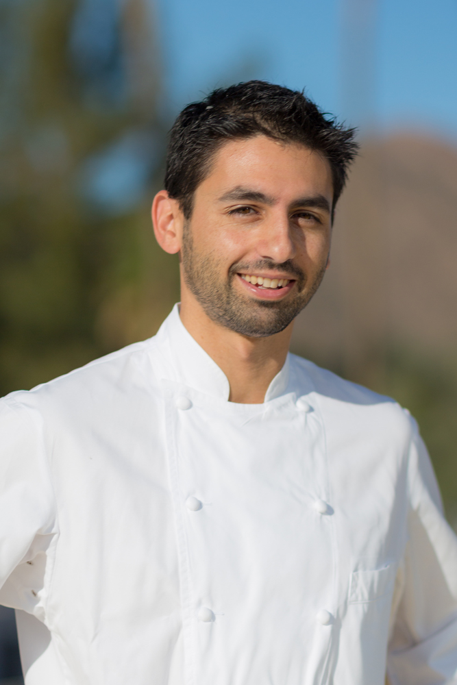 Chef Adam Sheff