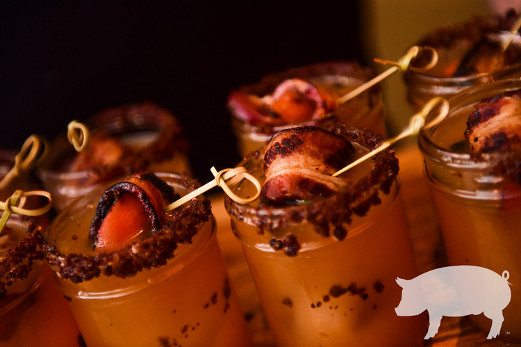 Bacon cocktail tastings from the 2015 Cochon555 | Cochon555