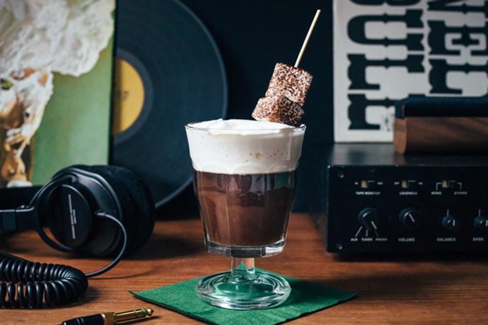 The OTT Irish Coffee