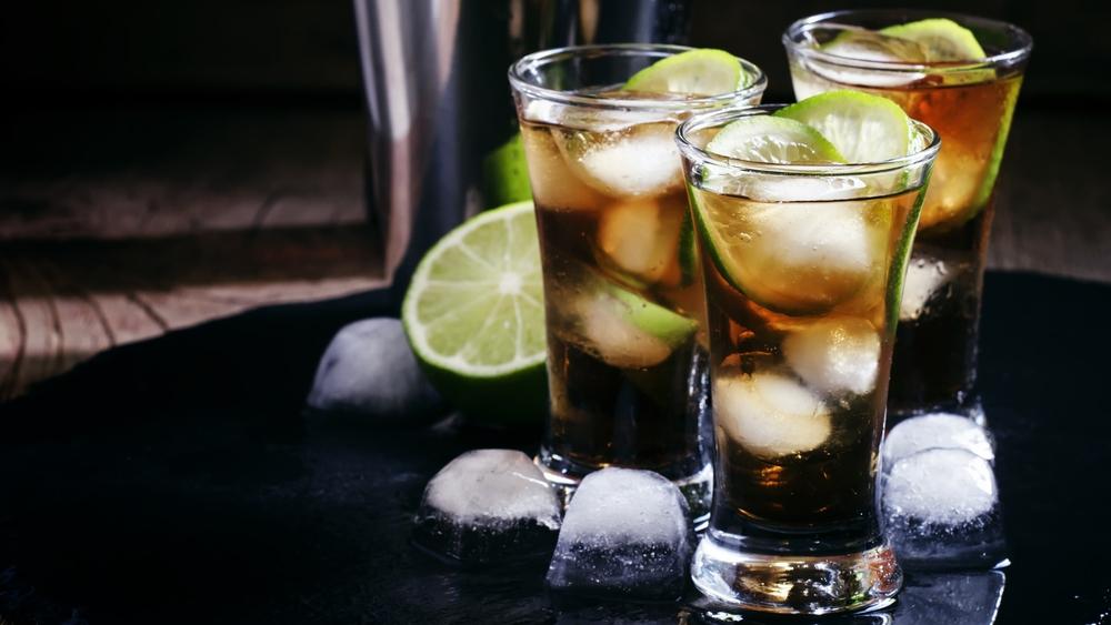 soda cocktail