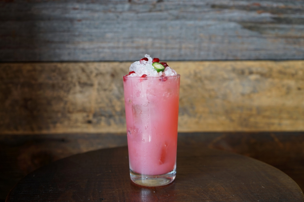 Spicy Pomegranate  | Photo Courtesy of Manhattan Beach Post.