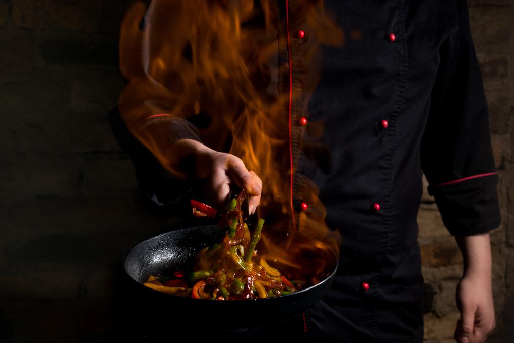 chef pan