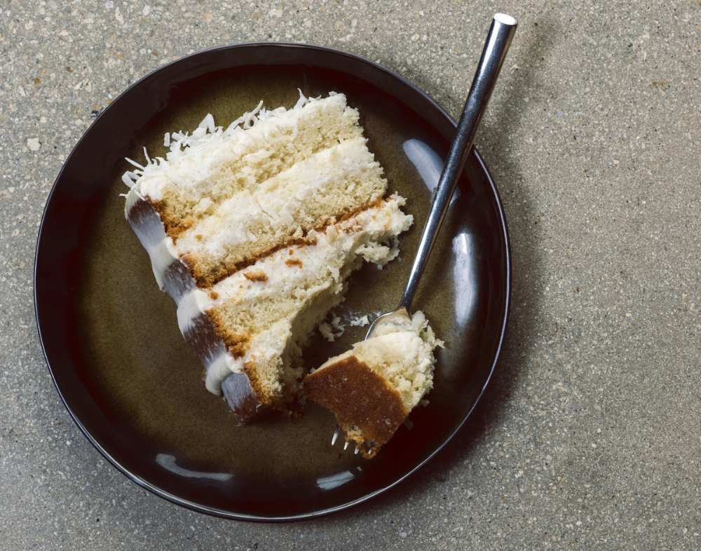 Coconut Cake    | Photo Credit: Juan Fernando Ayora