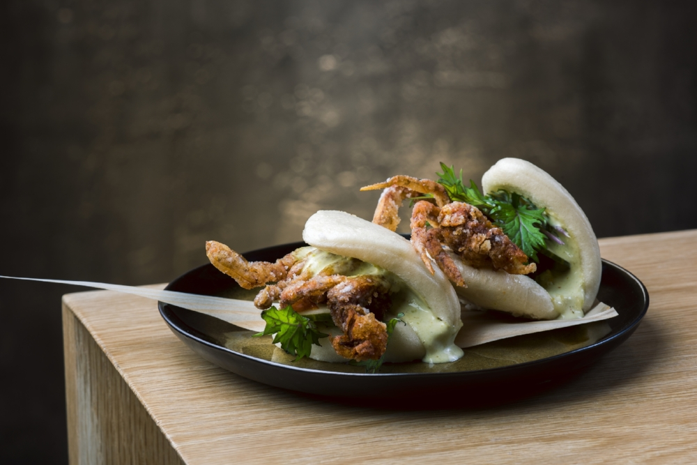 Steamed Crab Buns    | Photo Credit: Juan Fernando Ayora
