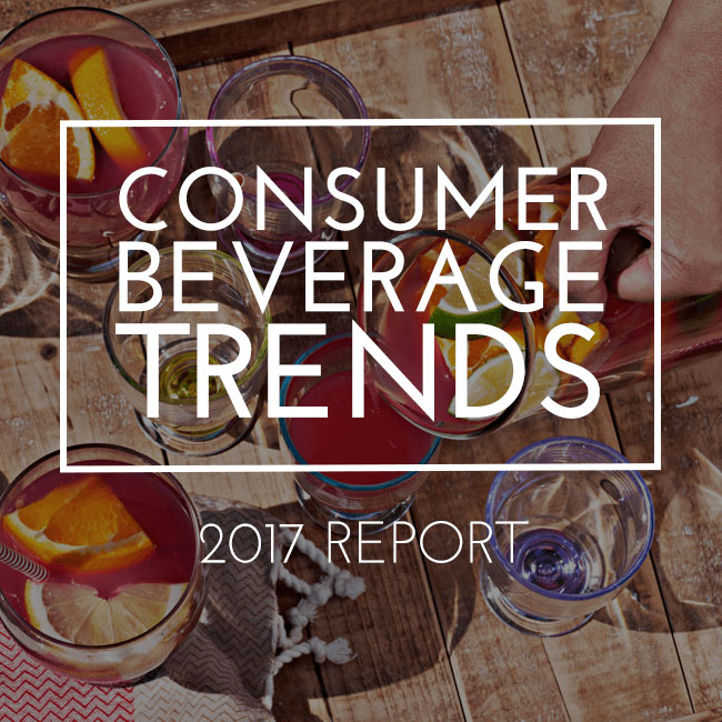 2017 Consumer Beverage Trends -