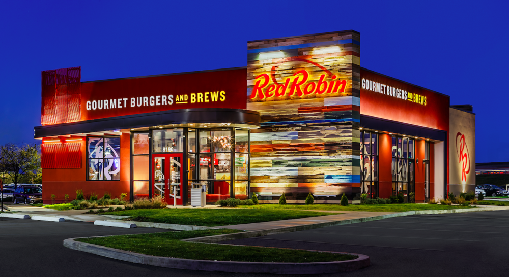 Exterior of Red Robin store |  Red Robin