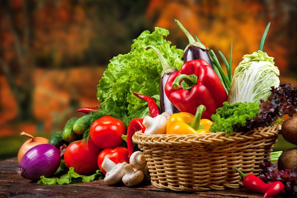 Use fresh seasonal ingredients