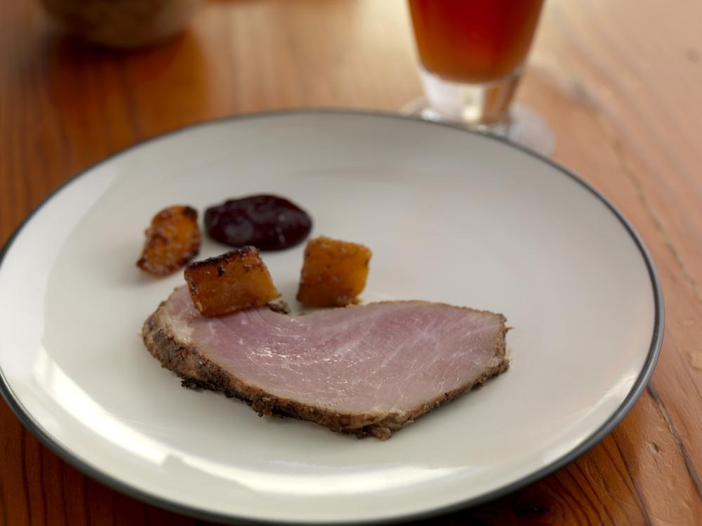 Fermented Pork Shoulder; Courtesy of the National Pork Board