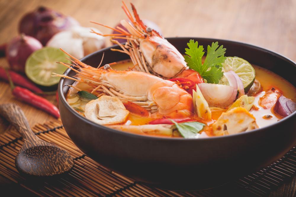 Thai ingredients are heating up menus