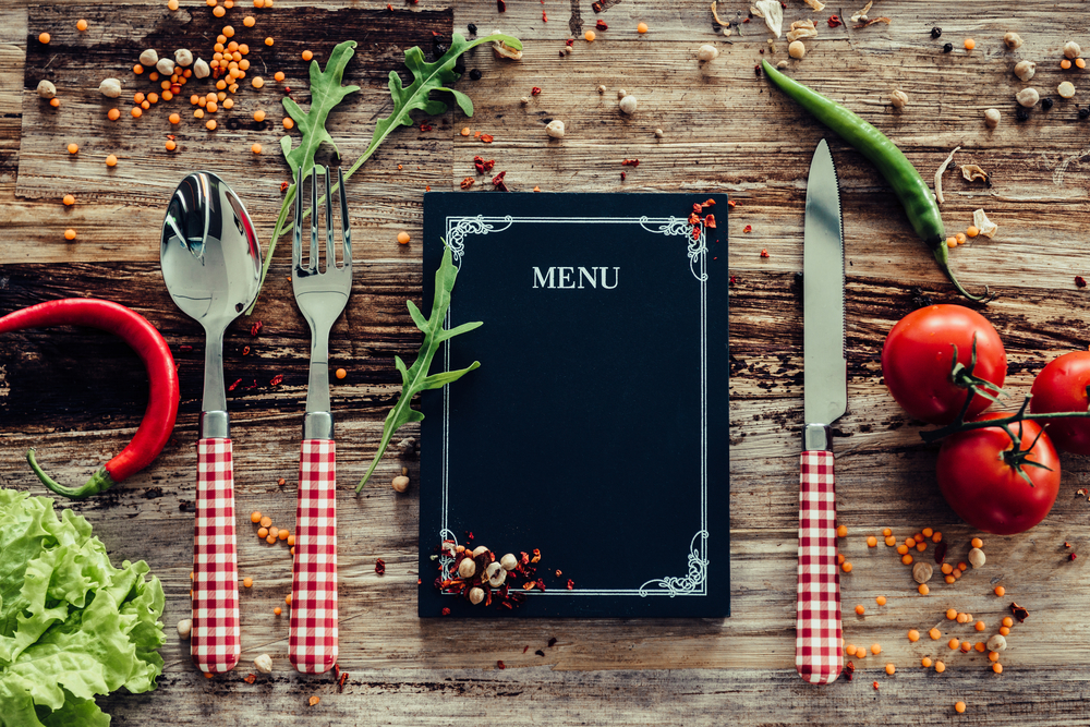 Restaurants cutting down on menus