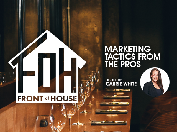 Front of House Podcast