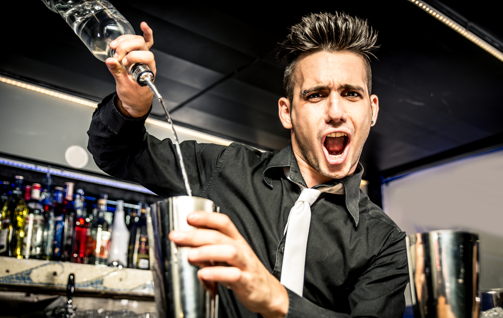 Finding the right bartender
