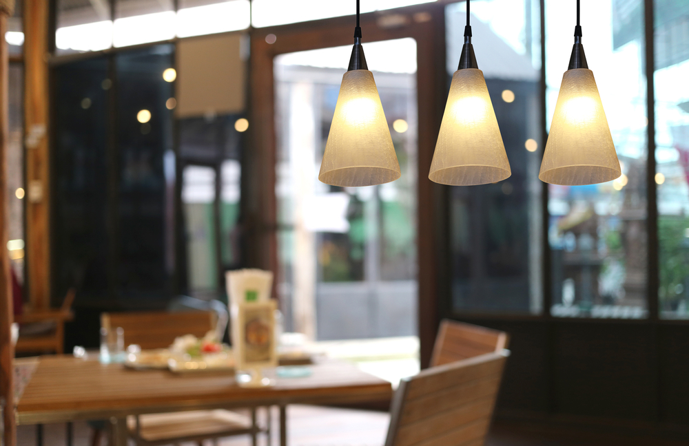 Outdoor lighting for patios need to be creatively decided upon and itu0027s equally imperative that there is enough exterior lighting for the safety of both ... & Restaurant Curb Appealu2013 How to Start your Guestu0027s Dining Experience ...