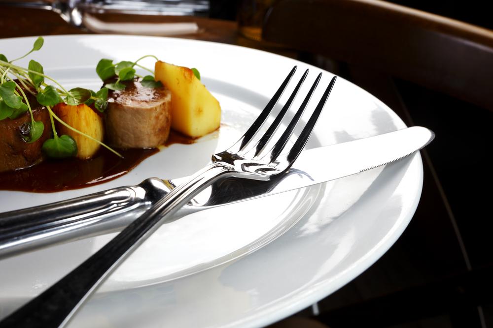 Secret diner