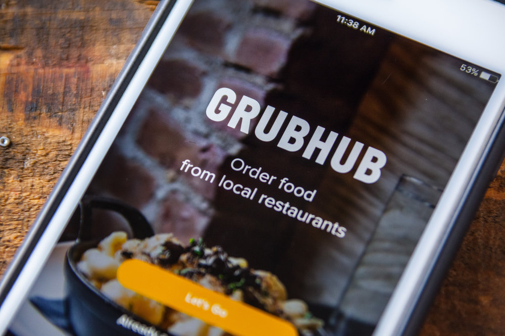 As Yelp And Grubhub Partner Up Food Delivery Market Becomes