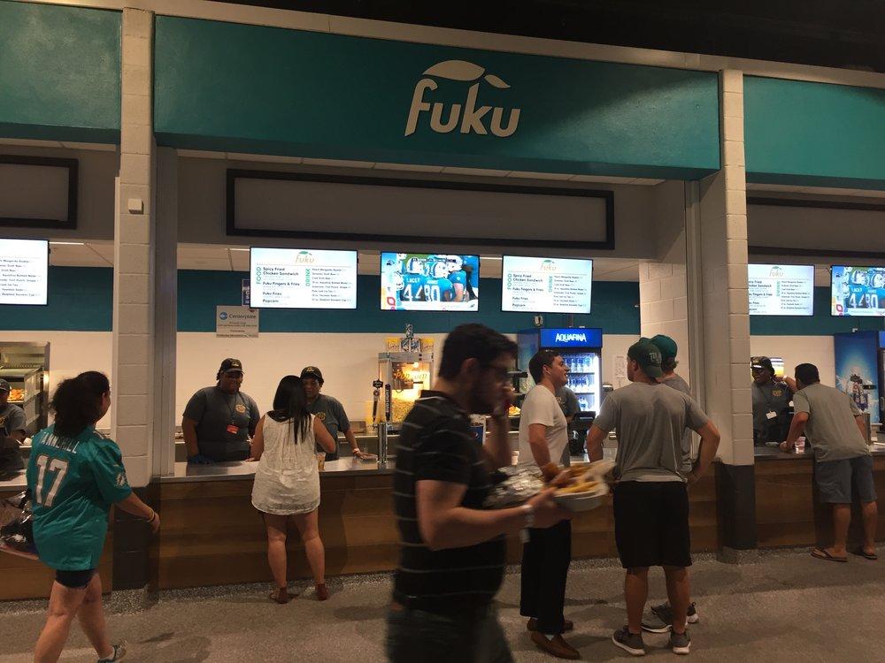 Fuku Hard Rock Stadium