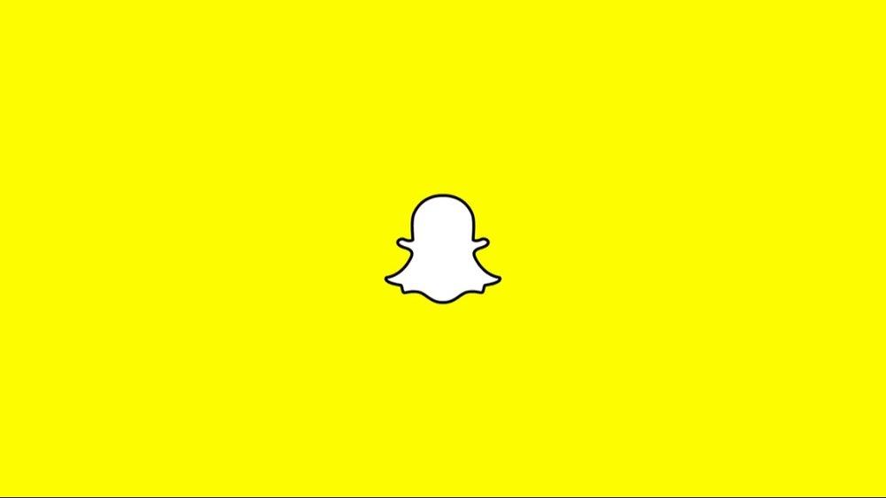 Snapchat Logo Screenshot