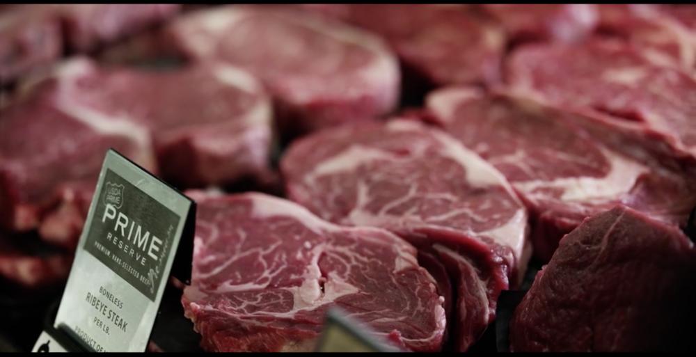 Prime Ribeye beef