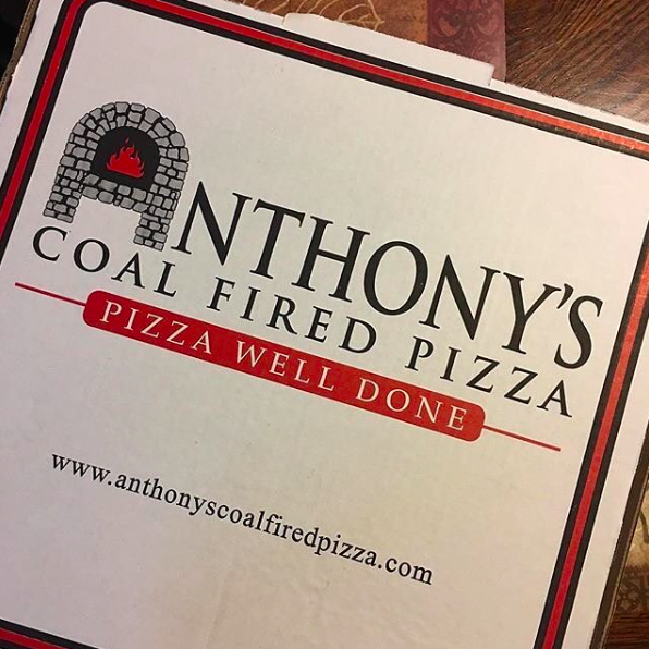 Instagram: Anthony's Coal Fired Pizza