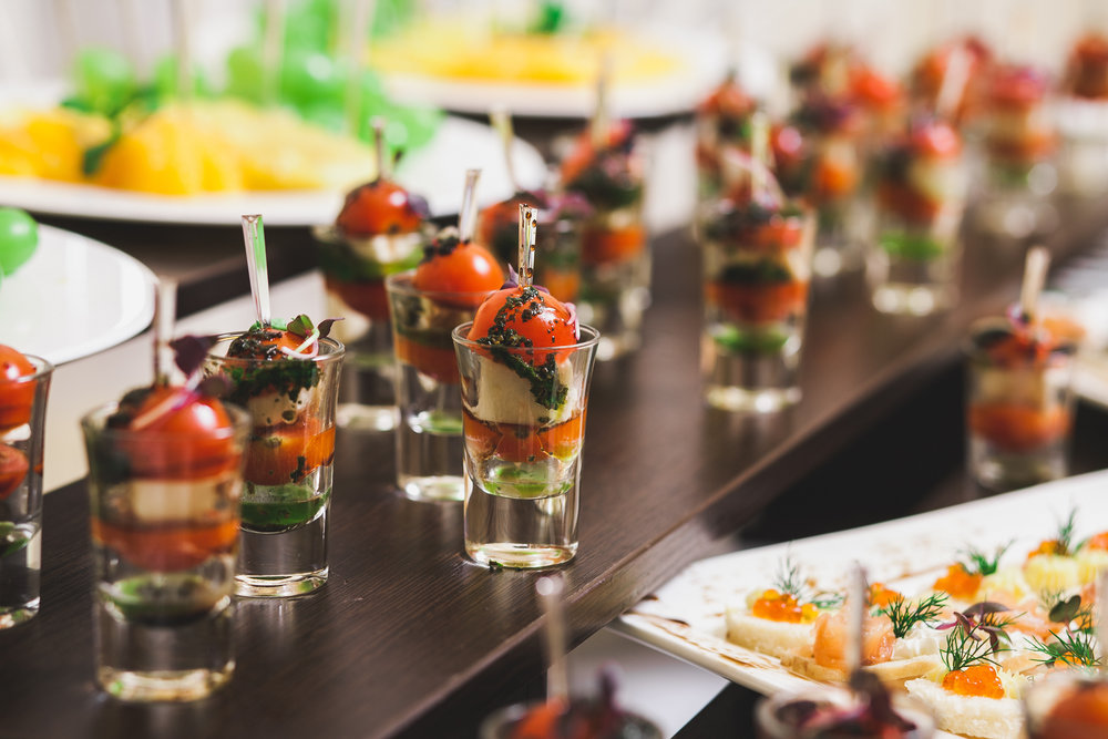 restaurant event catering
